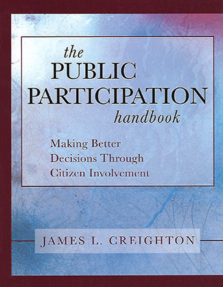 The Public Participation Handbook by James L. Creighton